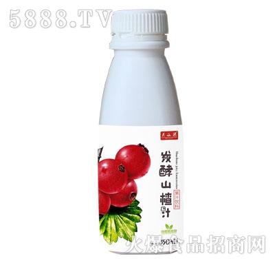 天海源发酵山楂汁350ml