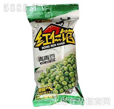 红仁馆36克青青豆牛肉味