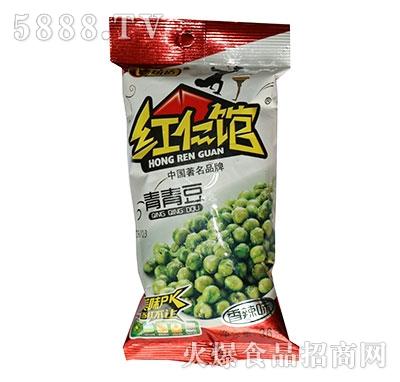 红仁馆36克青青豆香辣味