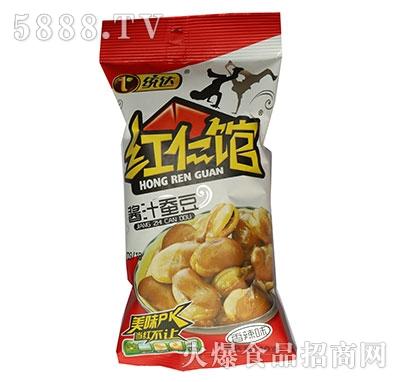 红仁馆40克蚕豆酱汁味