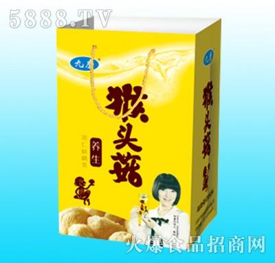 九磨养生猴菇饮料手提袋