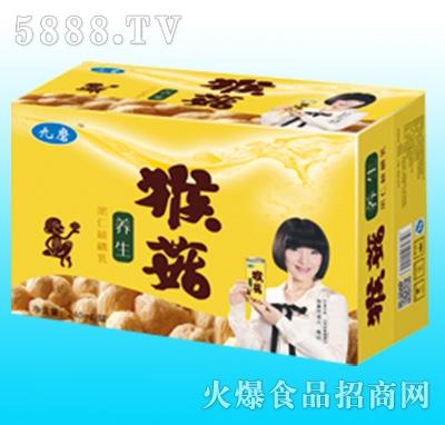 九磨养生猴菇饮料箱装