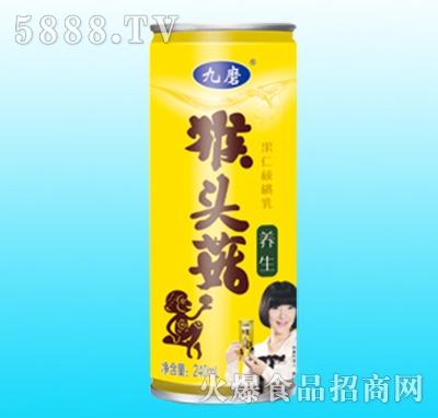 九磨养生猴头菇饮料240ml