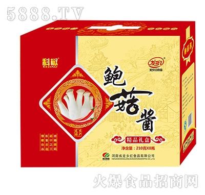 科椒鲍菇酱礼盒产品图