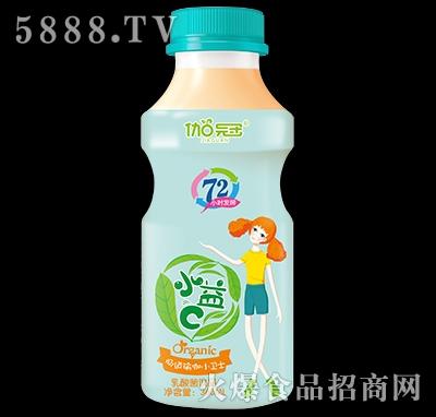 360ml瓶装伽冠乳酸菌饮品