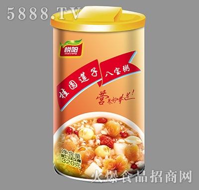 悦阳桂圆莲子八宝粥320g