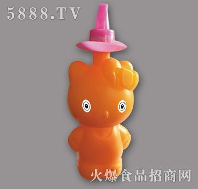 橙色开心乐园饮料230ml
