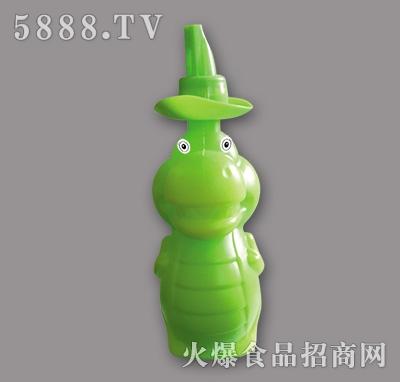 绿色开心乐园鳄鱼饮料230ml