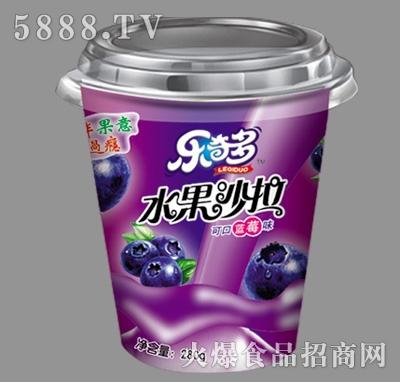 乐奇多水果沙拉蓝莓味280g