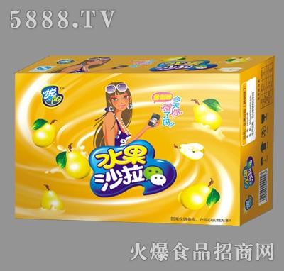 悦阳雪梨味水果沙拉箱装
