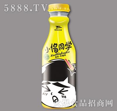 小�馔�学柠檬味果味饮料480ml