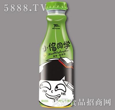 小�馔�学绿茶果味饮料480ml