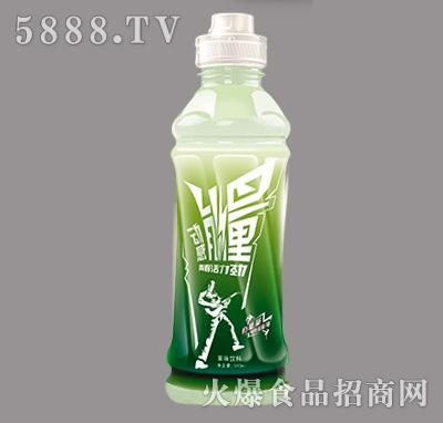动感能量果味饮料550ml瓶