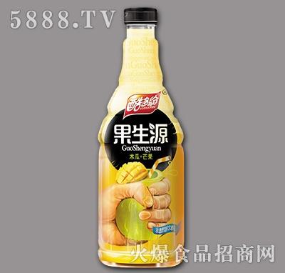 酷多纷果生源木瓜+芒果发酵型饮料