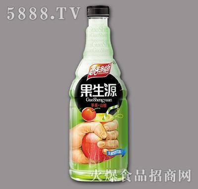 酷多纷果生源苹果+山楂发酵型饮料