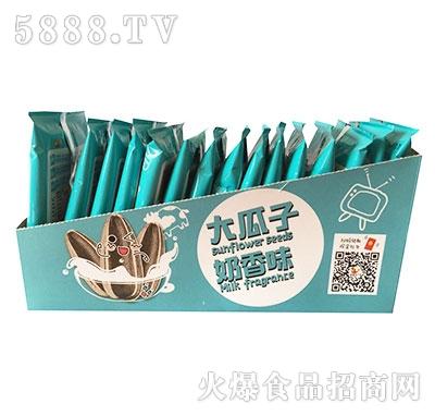 招财鸟-奶香味