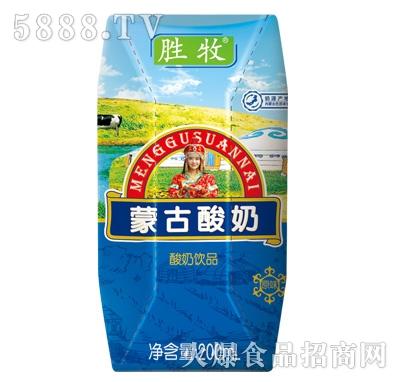 胜牧蒙古酸奶200ml