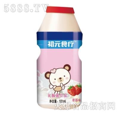 初元食疗乳酸菌饮品101ml