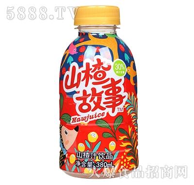 山楂故事山楂汁饮料380ml