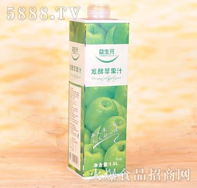 益生元发酵苹果汁1.5L