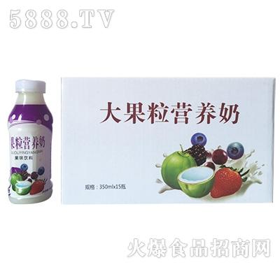 大果粒营养奶350mlx15瓶