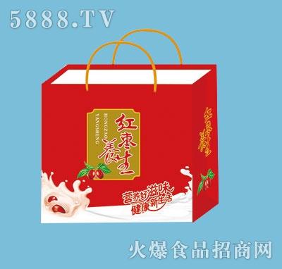 欣八喜红枣养生果味饮品礼盒