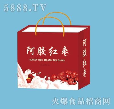 欣八喜阿胶红枣果味饮品礼盒