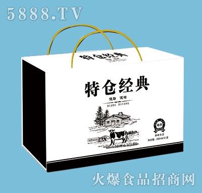 特仓经典精致木盒蛋白饮品250mlx12盒