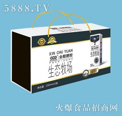 生态牧场蛋白饮品250mlx12盒