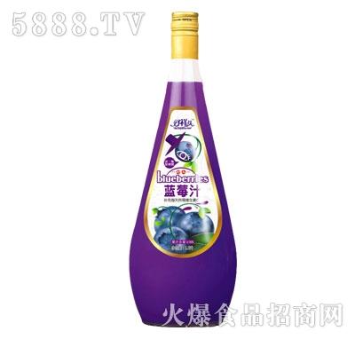 好祥头蓝莓汁1.5L