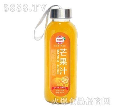 友利友芒果汁420ml