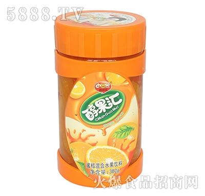380g醇果汇蜜桔罐头