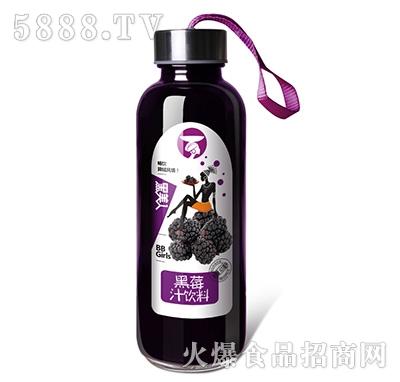 黑美人黑梅汁饮料420ml