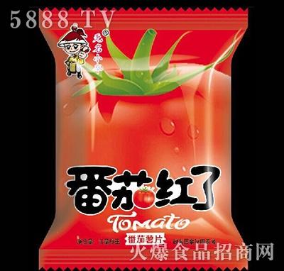 无名小卒番茄红了番茄薯片散称