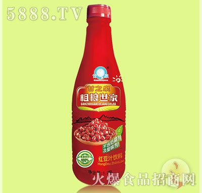甘之泉�t豆汁�料1.25L