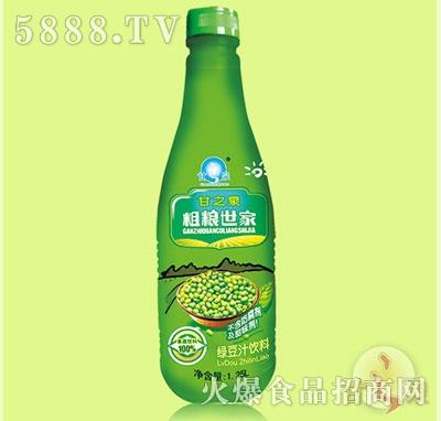 甘之泉�G豆汁�料1.25L