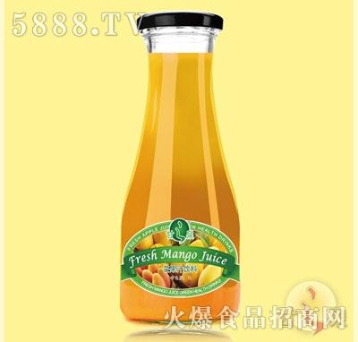 甘之泉芒果汁�料1L