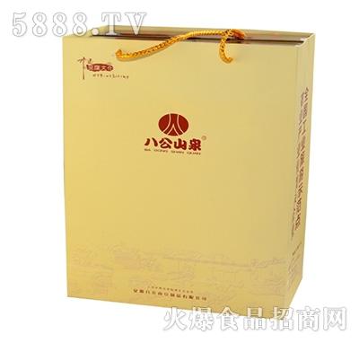 八公山泉豆干礼盒