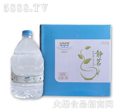 品尚吧马静茗饮用水4L