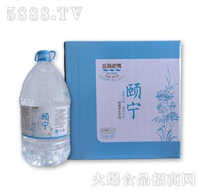 品尚吧马颐宁饮用水10L×4桶
