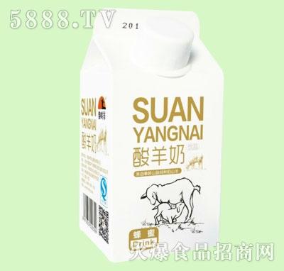 酸羊奶蜂蜜味220ml