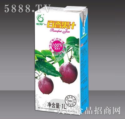 1L傣乡果园西番莲(百香果)果汁