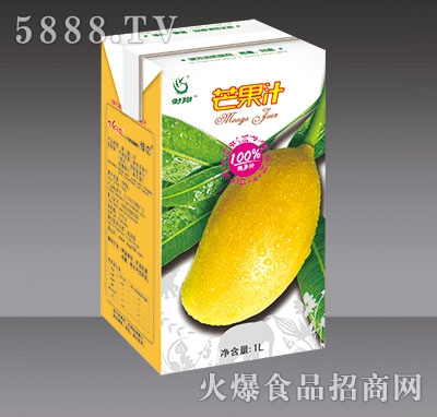 1L傣乡果园芒果汁