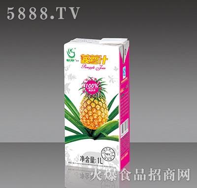 1L傣恋菠萝汁内盒