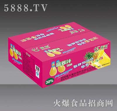 230mlx20瓶傣乡果园菠萝汁