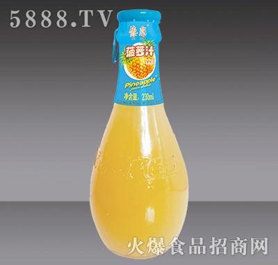 230ml傣恋菠萝汁