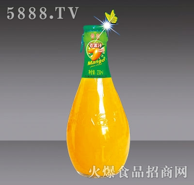 230ml傣恋芒果汁