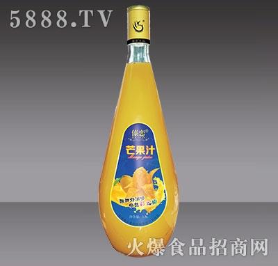 1.5L傣恋芒果汁