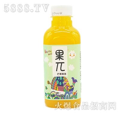 果π芒果果茶500ml