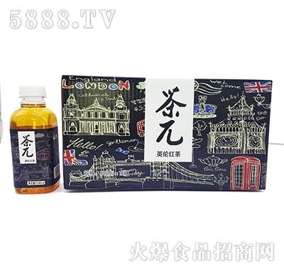 茶π红茶500mlx15瓶